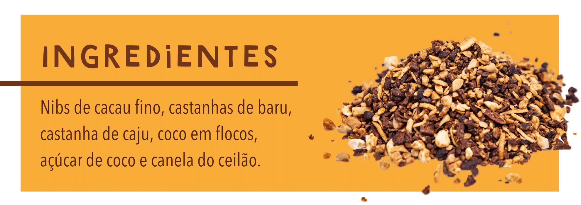 cacaonola cookoa granola 2