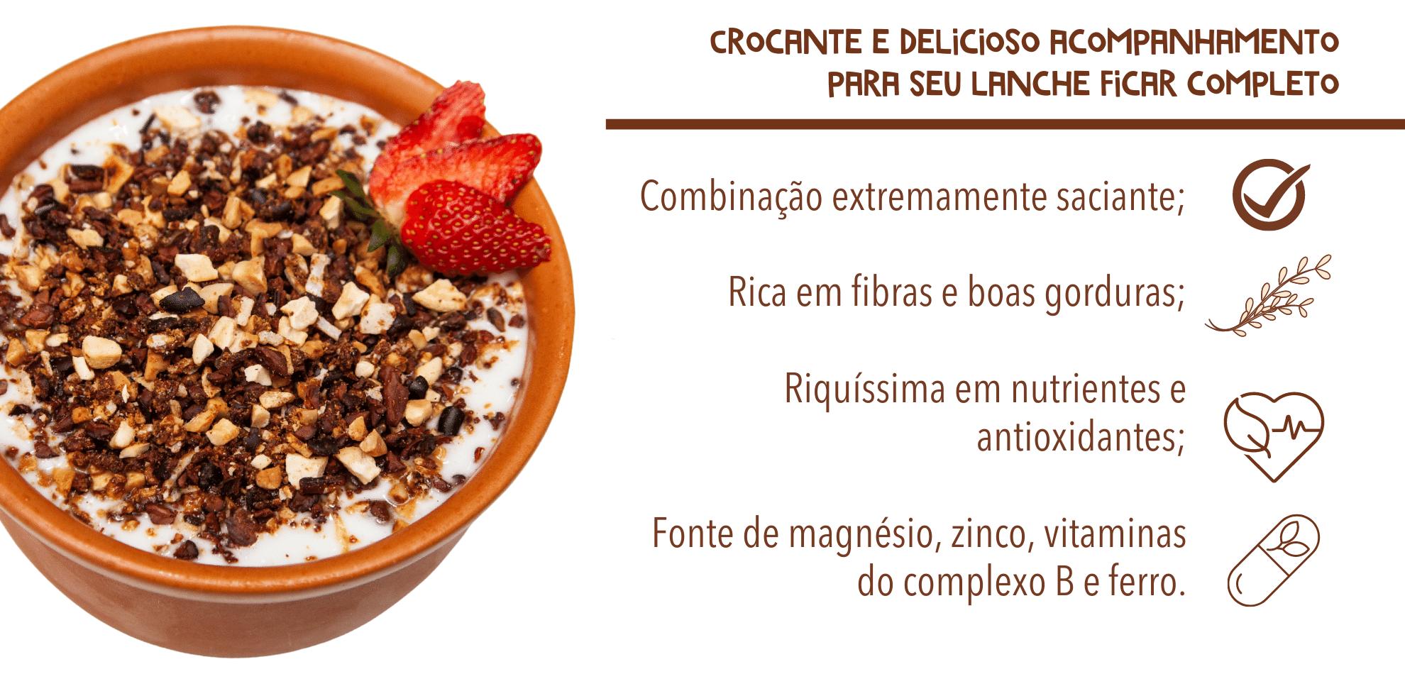 cacaonola cookoa granola 3