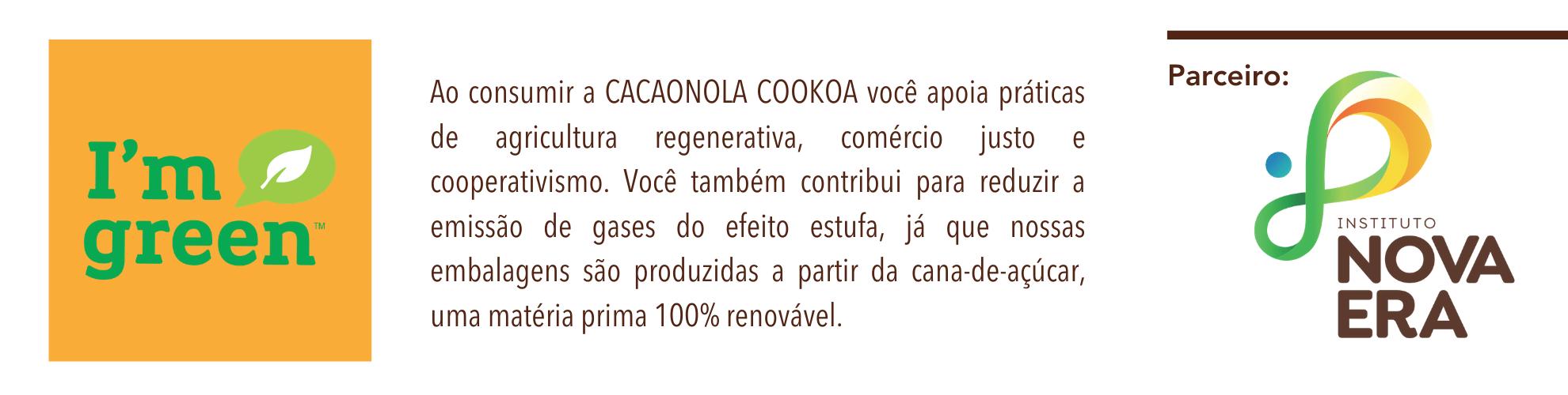 im green cacaonola