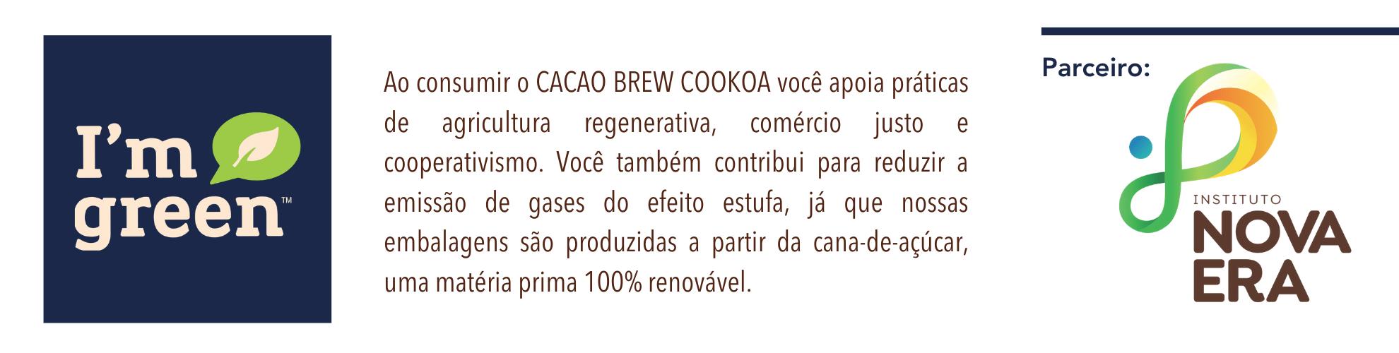 im green cacaobrew