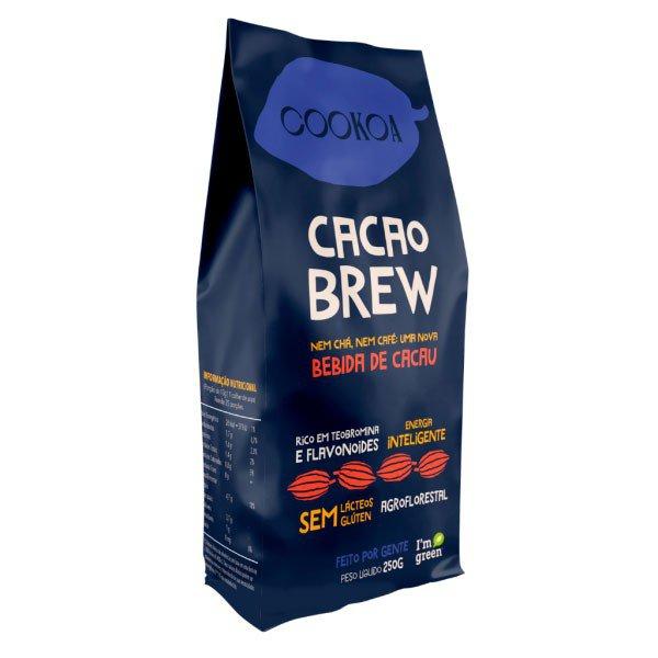 cacao brew 250g cookoa