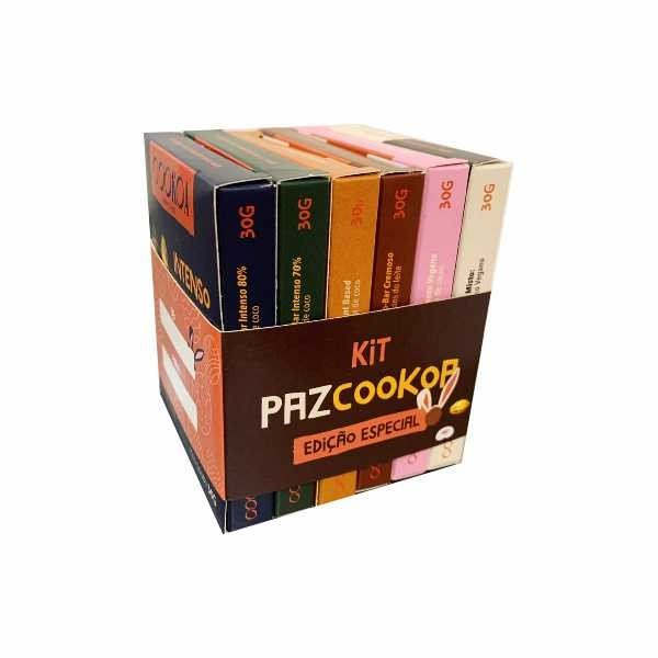 kit pascoa cookoa 30g3
