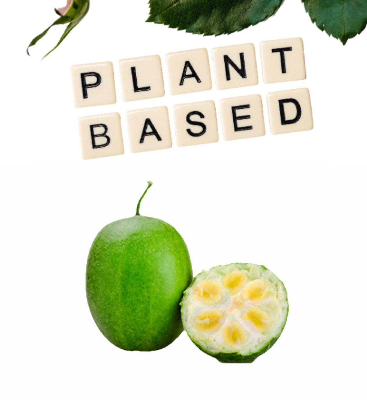 Fruta do Monge verde Cookoa Plant Based
